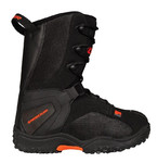 Buty snowboardowe Nidecker Contact (black/red) JR