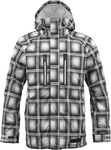 Kurtka Burton Checkpoint Jacket (Graph Ghost Plaid)