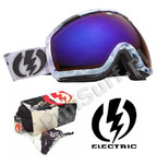 Gogle Electric EG2 Singularity Bronze/Blue Chrome Lens