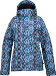 Kurtka Burton Method Jacket 2014 (Blue-Ray Nouveau Neon Print)