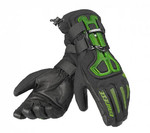 Rękawice Dainese D-Impact 13 D-Dry (Black/Green)