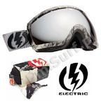 Gogle Electric EG2.5 Twiggy Bronze/Silver Chrome Lens